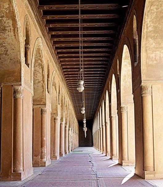 Ahmad Ibn Tulun Mosque, Cairo